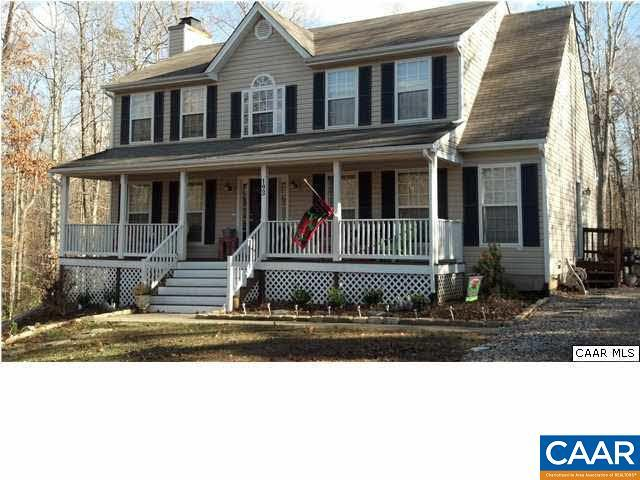 193 River Crest Rd, TROY, VA 22974 (MLS #570776) :: Strong Team REALTORS