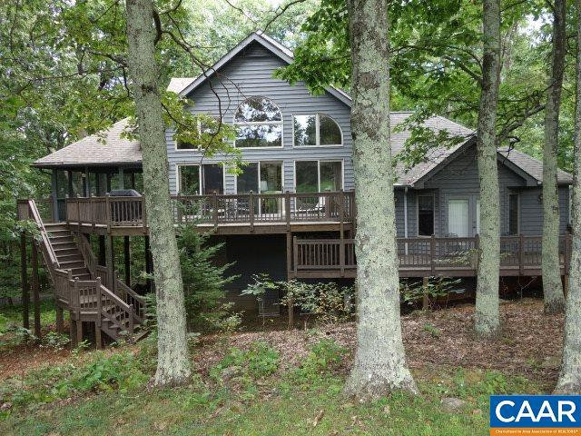 133 Bear Run, WINTERGREEN, VA 22958 (MLS #571453) :: Strong Team REALTORS