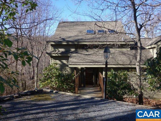 71 Split Rock Trl, Wintergreen Resort, VA 22958 (MLS #571507) :: Strong Team REALTORS