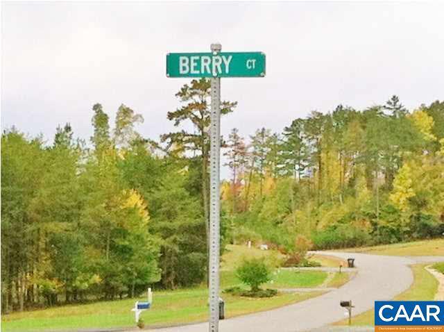 Lot 3 Berry Ct, Palmyra, VA 22963 (MLS #574360) :: Real Estate III