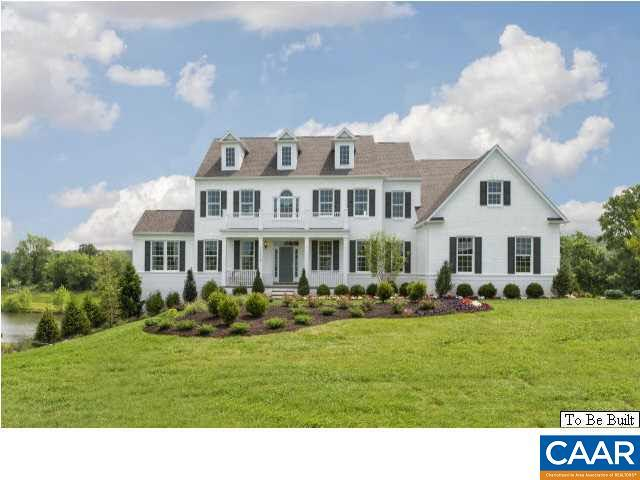 15 Cottontail Way, CHARLOTTESVILLE, VA 22903 (MLS #575943) :: Strong Team REALTORS