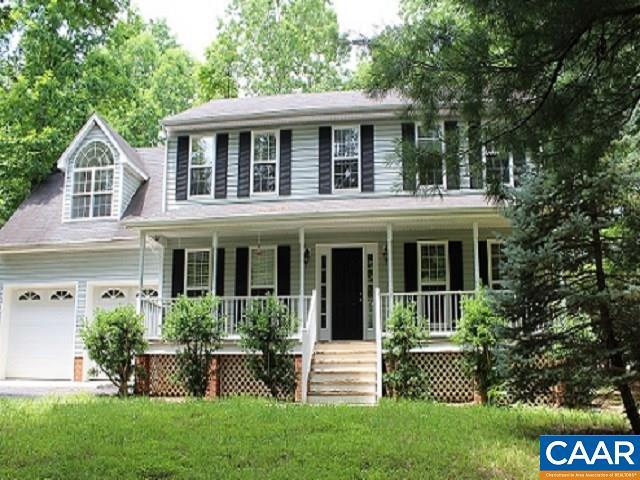 354 Oakmont Dr, GORDONSVILLE, VA 22942 (MLS #578854) :: Strong Team REALTORS