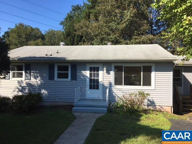 618 Elizabeth Ave, CHARLOTTESVILLE, VA 22901 (MLS #581989) :: Real Estate III