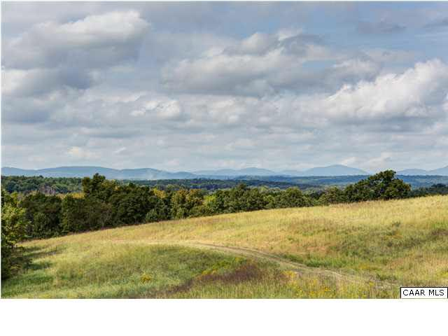 Lot 3A-1 Blenheim Rd, CHARLOTTESVILLE, VA 24590 (MLS #585980) :: Jamie White Real Estate