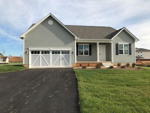 Lot 36 Blackbird Loop, CULPEPER, VA 22701 (MLS #590408) :: KK Homes