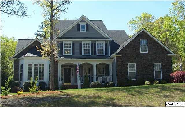 3420 Foxwood Dr, BARBOURSVILLE, VA 22923 (MLS #591382) :: Jamie White Real Estate