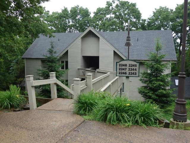 2243 Tanners Ridge Condos, Wintergreen Resort, VA 22967 (MLS #591604) :: Jamie White Real Estate