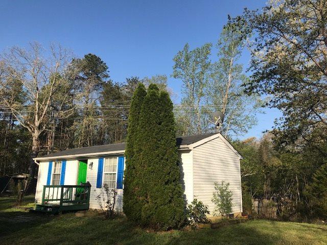 10466 Howardsville Tpk, HOWARDSVILLE, VA 24562 (MLS #591917) :: Jamie White Real Estate