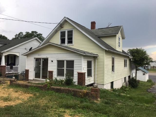 465 N Winchester Ave, WAYNESBORO, VA 22980 (MLS #592692) :: Real Estate III