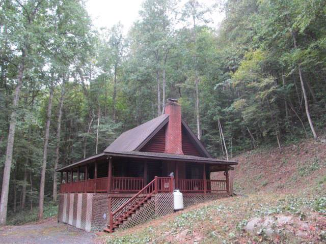 6193 Crabtree Falls Hwy, Tyro, VA 22976 (MLS #595601) :: Real Estate III