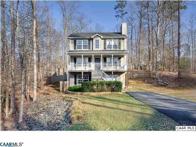 28 Riverside Dr, Palmyra, VA 22963 (MLS #595786) :: Real Estate III