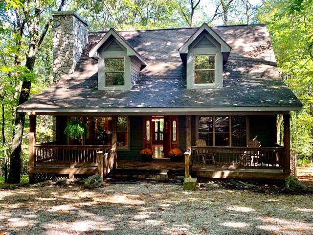 952 Blue Ridge Dr, Wintergreen Resort, VA 22967 (MLS #596632) :: Real Estate III