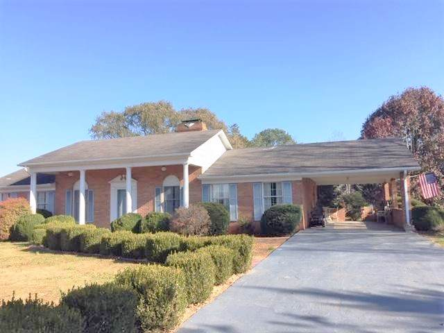 195 Rainbow Dr, Arrington, VA 22922 (MLS #597969) :: Jamie White Real Estate