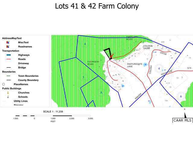 lot 42 Farmview Rd, STANARDSVILLE, VA 22973 (MLS #598937) :: KK Homes