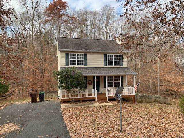 219 Jefferson Dr, Palmyra, VA 22963 (MLS #599475) :: Jamie White Real Estate