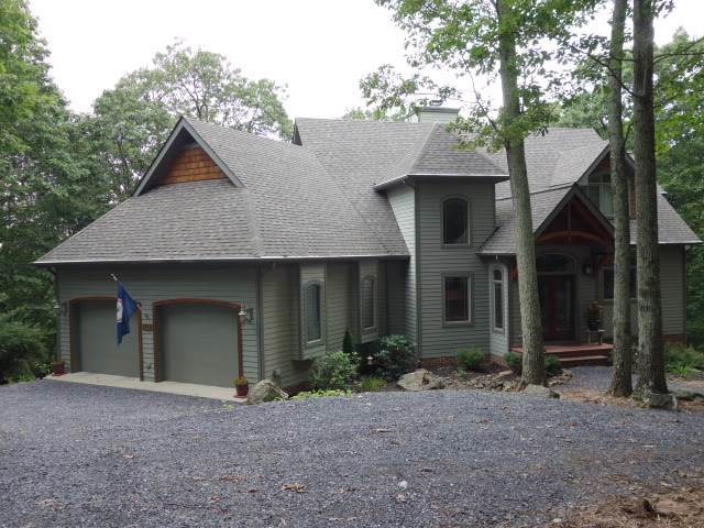 88 Bear Run, Wintergreen Resort, VA 22958 (MLS #599702) :: Jamie White Real Estate