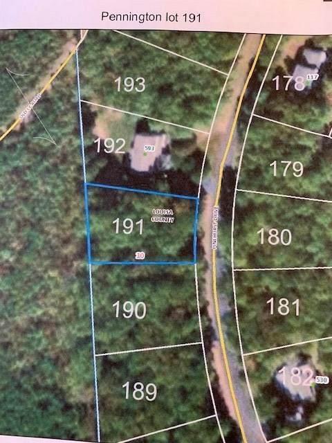 Pinehurst Dr #191, GORDONSVILLE, VA 22942 (MLS #600294) :: Real Estate III
