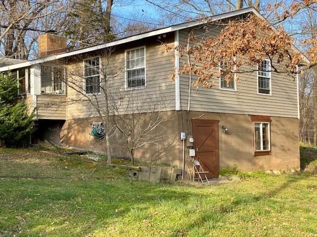 59 S Lakeshore Dr, LOUISA, VA 23093 (MLS #602049) :: Real Estate III