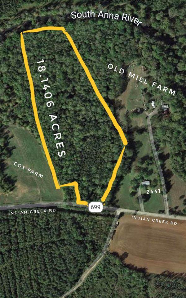 0 Indian Creek Rd 21 A, MINERAL, VA 23117 (MLS #605774) :: Jamie White Real Estate