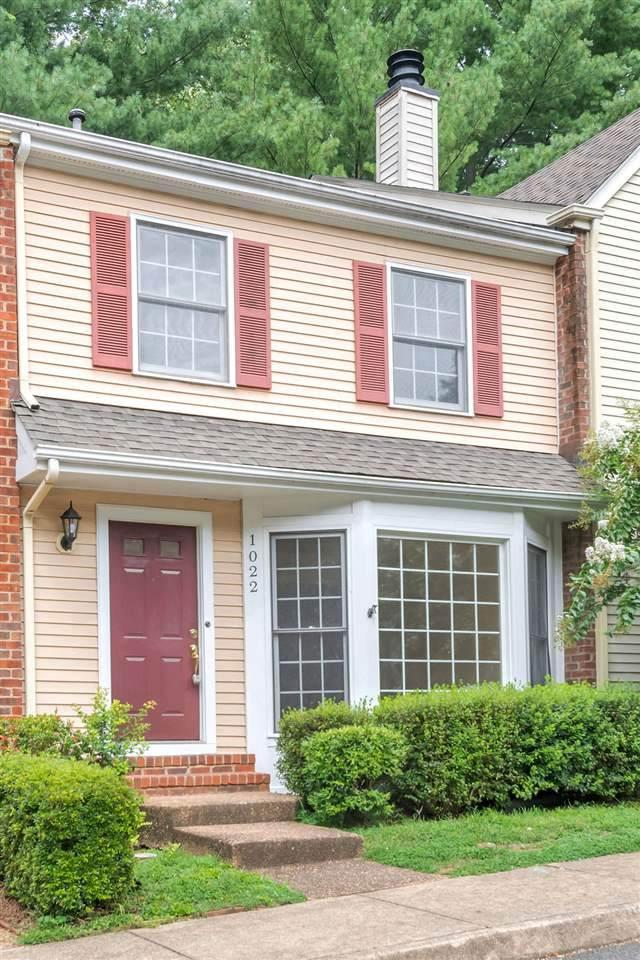 1022 Huntwood Ln, CHARLOTTESVILLE, VA 22901 (MLS #607883) :: KK Homes