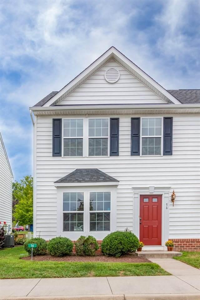 56 Villa Ave, Palmyra, VA 22963 (MLS #608462) :: Real Estate III