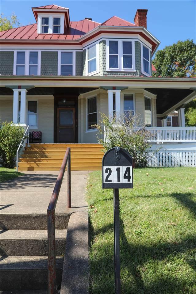 214 N Lewis St, STAUNTON, VA 24401 (MLS #609511) :: KK Homes