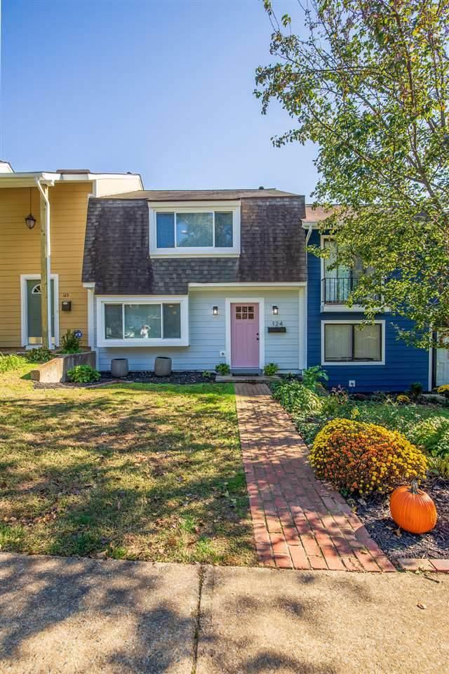 124 Woodlake Dr, CHARLOTTESVILLE, VA 22901 (MLS #609921) :: KK Homes
