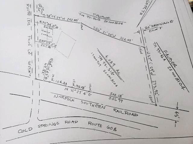 TBD Pkin Ln, Raphine, VA 24472 (MLS #610923) :: Jamie White Real Estate