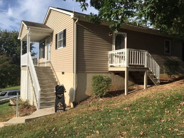 306 Hamrick St, STAUNTON, VA 24401 (MLS #611964) :: KK Homes