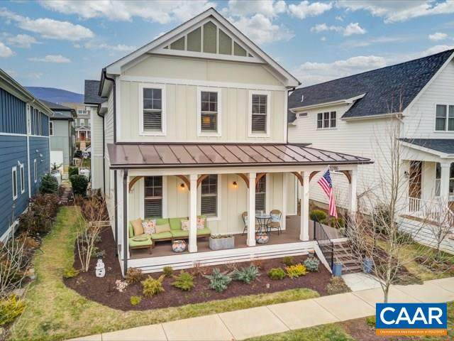 3286 Rowcross St, Crozet, VA 22932 (MLS #612478) :: KK Homes