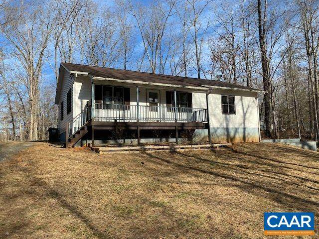 820 Geranium Rd, RUCKERSVILLE, VA 22968 (MLS #613246) :: Real Estate III