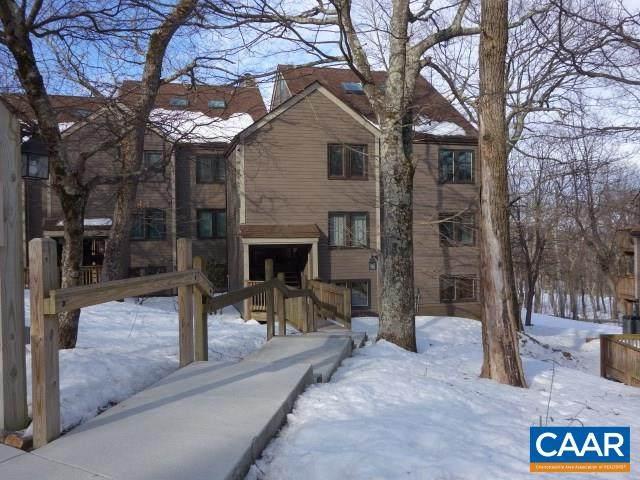 2114 Fairway Woods, Wintergreen Resort, VA 22958 (MLS #613890) :: Jamie White Real Estate