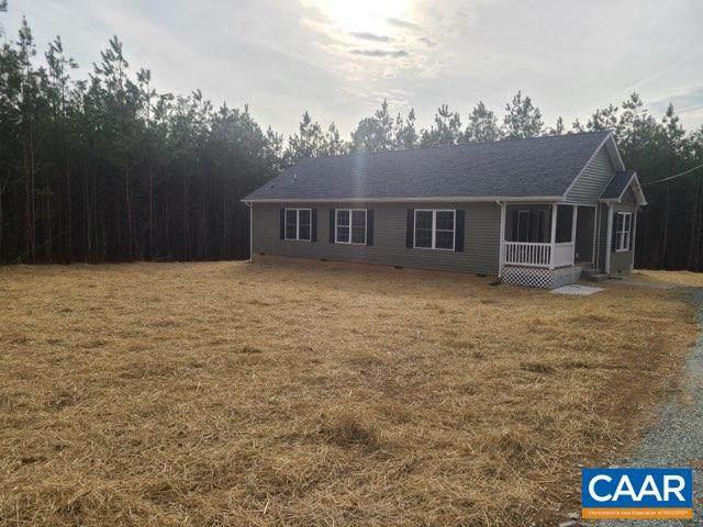 921 Middle Fork Rd, Palmyra, VA 22963 (MLS #614705) :: Real Estate III