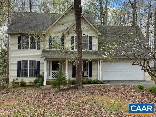 49 Englewood Dr, Palmyra, VA 22963 (MLS #616134) :: Jamie White Real Estate