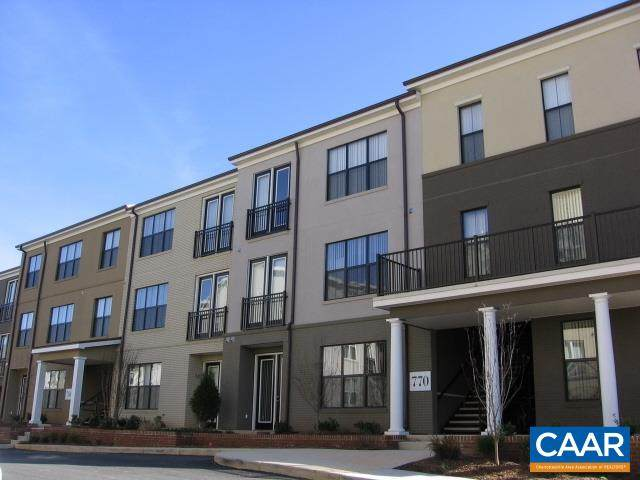 770 Walker Sq 2C, CHARLOTTESVILLE, VA 22903 (MLS #616206) :: Real Estate III