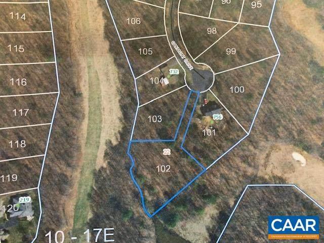 Oakmont Dr #102, GORDONSVILLE, VA 22942 (MLS #617794) :: Real Estate III