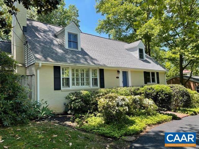 1716 King Mountain Rd, CHARLOTTESVILLE, VA 22901 (MLS #618534) :: Real Estate III