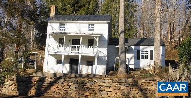 1207 Browns Gap Tpke, CHARLOTTESVILLE, VA 22901 (MLS #618971) :: KK Homes