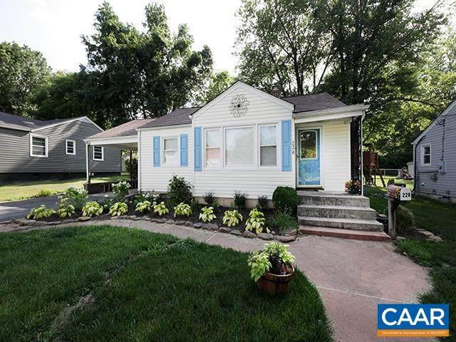 228 River Rd, WAYNESBORO, VA 22980 (MLS #619920) :: Real Estate III