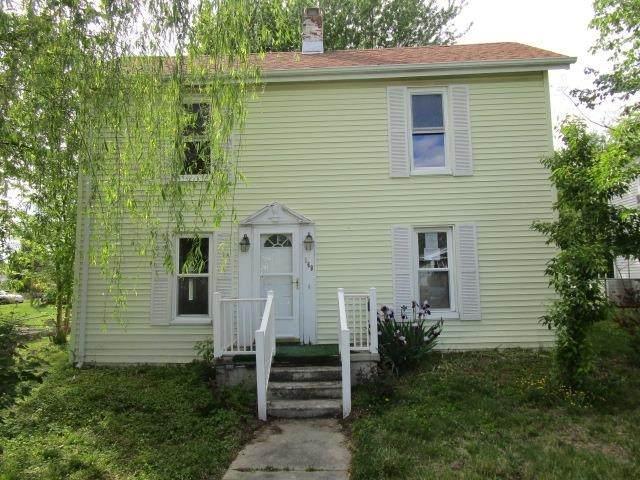 569 Arch Ave, WAYNESBORO, VA 22980 (MLS #620245) :: Real Estate III