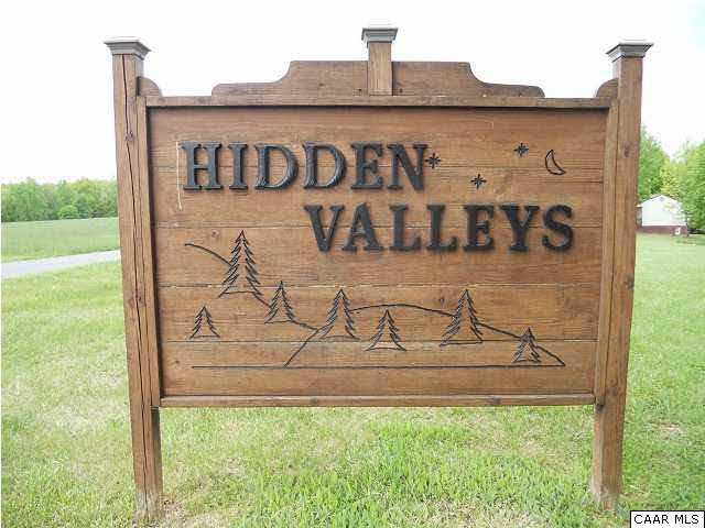 Hidden Valleys Rd, Palmyra, VA 22963 (MLS #516510) :: Strong Team REALTORS