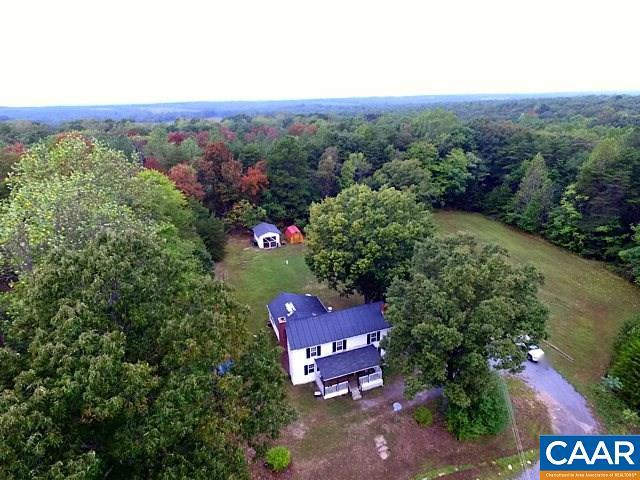 23223 N James Madison Hwy, Dillwyn, VA 23936 (MLS #556673) :: Strong Team REALTORS