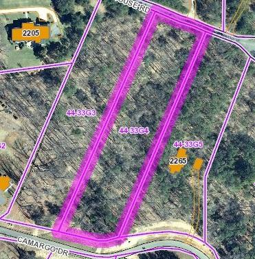 lot 5 Camargo Dr, CHARLOTTESVILLE, VA 22901 (MLS #569291) :: Real Estate III