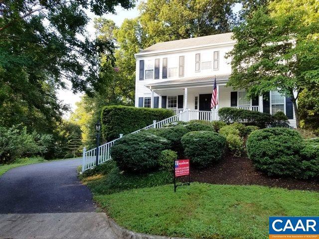 1695 Empress Pl, CHARLOTTESVILLE, VA 22911 (MLS #579576) :: Real Estate III