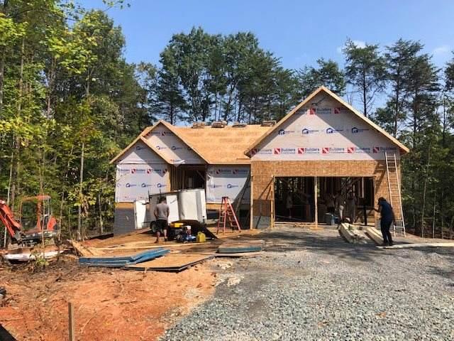 1374 Shenandoah Crossing Dr, GORDONSVILLE, VA 22942 (MLS #607937) :: Real Estate III