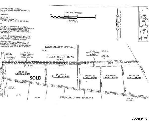 0 Holly Ridge Rd, Unionville, VA 22567 (MLS #516261) :: Real Estate III