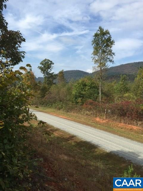 Lot 4 E Mountain Ridge Ln, Shipman, VA 22949 (MLS #533201) :: Strong Team REALTORS