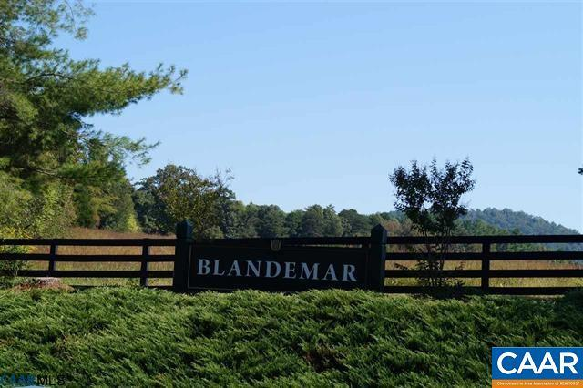 Blandemar Dr Lot 39, CHARLOTTESVILLE, VA 22903 (MLS #538470) :: Jamie White Real Estate