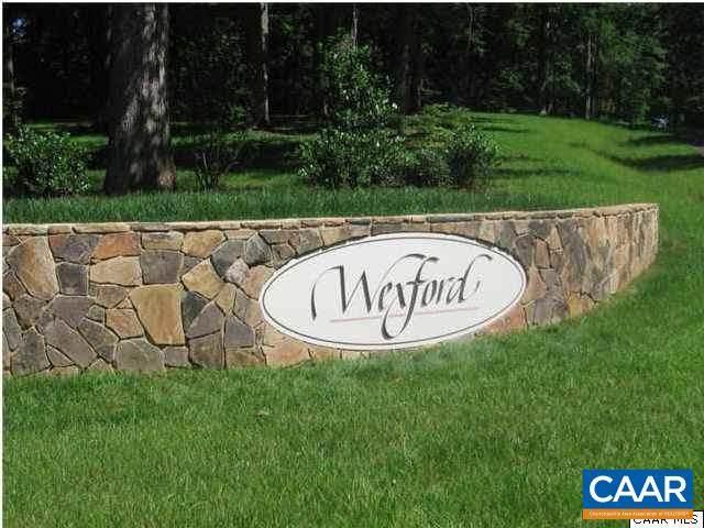 Lot 1 Wexford Ridge Rd 65E-1-1, RUCKERSVILLE, VA 22968 (MLS #575898) :: Kline & Co. Real Estate