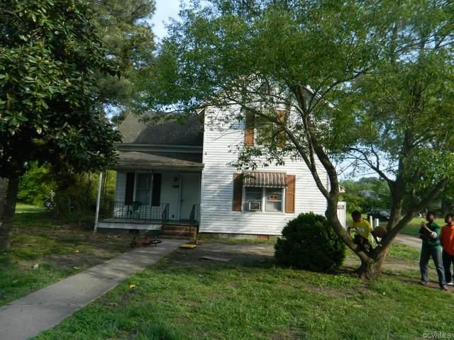 609 W Main Street, Waverly, VA 23890 (MLS #1412948) :: Treehouse Realty VA